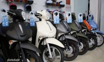 Yamaha Janus góp phần tăng doanh số xe ga Việt Nam