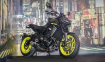 Yamaha tung MT-09 2018, giá bán 271 triệu đồng