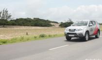 Isuzu mu-X giảm giá đến 114 triệu đồng tại Việt Nam