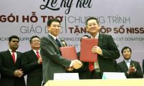 Nissan Việt Nam tặng hộp số cho cơ sở đào tạo chuyên ngành ô tô