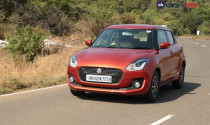 Suzuki Swift 2018 nhận đặt cọc xe với giá 39 triệu đồng tại Ấn Độ
