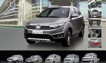 Triều Tiên ra mắt ô tô mới, cũng chỉnh điện, cảm biến và cả start-stop!