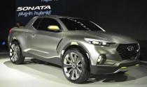Xe bán tải mới của Hyundai sẽ ra mắt tại Úc vào năm 2021