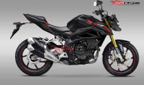 Lộ diện Nakedbike Honda CB250RR 2018 hoàn toàn mới