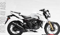 Nakedbike tầm trung TVS Apache 200 ABS ra mắt, giá 38 triệu đồng