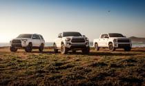 Ngắm bộ ba off-road của Toyota - Tacoma,  4Runner và Tundra