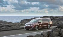 Phân tích ưu nhược điểm của Honda Oydsssey 2018