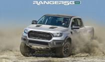 Ford Ranger Raptor 2019 chuẩn bị trình làng tại Thái Lan