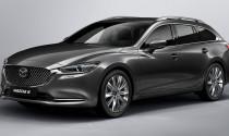 Hé lộ về Mazda6 Tourer 2018 mới sắp ra mắt