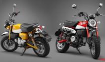 Honda Monkey 125 chốt ngày ra mắt và giá bán