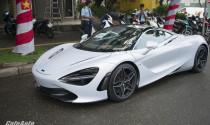 Bắt gặp siêu xe Mclaren 720s lăn bánh ở Sài gòn, giá khoảng 700.000 USD