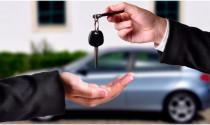 Từ 12/2/2018: Người bán, tặng xe ô tô không phải thông báo với công an