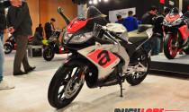 Aprilia tung hai mẫu 150 Tuono và RS hoàn toàn mới, đấu R15 và GSX-150