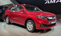 Chi tiết mẫu ô tô giá rẻ Amaze, đứa em út nhà Honda