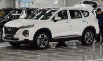 Hyundai Santa Fe 2019 giá chỉ 585 triệu tại Hàn Quốc