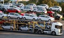 Ô tô nhập khẩu tăng mạnh trong tuần cận Tết Nguyên đán