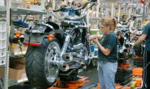 Harley-Davidson ngừng sản xuất ở Kansas, 800 lao động thất nghiệp