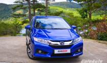 Vì lỗi túi khí, Honda phải triệu hồi hơn 1.500 chiếc City tại Việt Nam