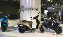 Xe ga nhỏ cho nữ - Yamaha Fascino 2018 trình làng
