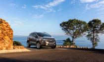 Ford EcoSport thế hệ mới giá từ 545 triệu đồng tại Việt Nam