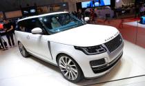 Ngắm vẻ đẹp của SUV Range Rover SV Coupé vừa ra mắt, giá 7,5 tỷ đồng