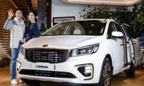 Kia Sedona bản nâng cấp có giá từ 613 triệu đồng tại Hàn Quốc