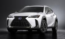 Lexus giới thiệu UX – Crossover thế hệ mới