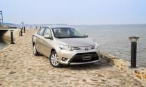 Toyota Việt Nam vẫn bán hơn 2.800 xe trong tháng 2/2018