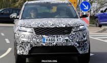 Rò rỉ hình ảnh Velar SVR, xe tăng tốc nhanh nhất của Range Rover
