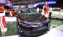 Toyota Việt Nam triệu hồi 16 xe Corolla Altis vì lỗi giảm xóc