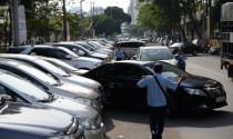 TP.HCM thu phí đậu xe ô tô: Cao nhất là 40.000 đồng/giờ