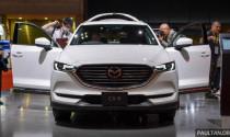 Xe 7 chỗ Mazda CX-8 sắp trình làng tại Malaysia