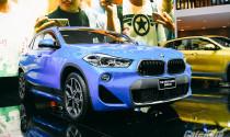 BMW X2 hoàn toàn mới ra mắt tại Thái Lan