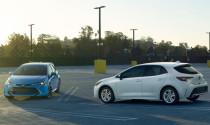 Cái nhìn đầu tiên về Toyota Corolla Hatchback 2019 sắp ra mắt
