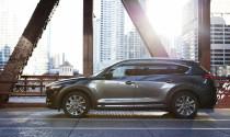 Chi tiết SUV Mazda CX-8 có giá từ 853 triệu đồng tại Úc
