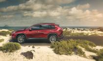 Để cạnh tranh Mazda CX-5, Toyota RAV4 được trang bị những gì?