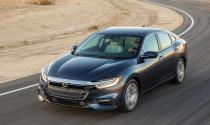 Mẫu xe hybrid Honda Insight 2019 đã sẵn sàng ra mắt