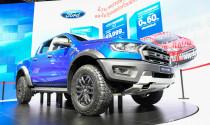 Siêu bán tải Ford Ranger Raptor 2018 có gì thu hút hơn Wildtrak?
