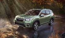 Subaru Forester 2019 trình làng tại New York Auto Show 2018