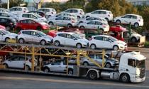 Xe nhập khẩu tăng vọt trong tháng 3/2018
