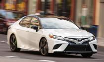 Gần 6.000 xe Toyota, Lexus phải triệu hồi do lỗi hỗ trợ phanh