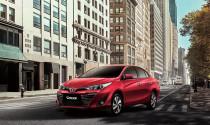 Toyota Vios 2018 có giá 483 triệu đồng tại Indonesia