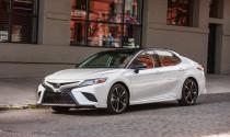 Triệu hồi hơn 1.700 chiếc Toyota Camry 2018 tại Mỹ
