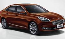 Ford Escort facelift ra mắt, thay đổi sang trọng hơn