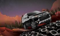 Mitsubishi Pajero Sport trang bị dàn loa siêu chất có giá 878 triệu đồng