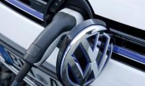 Volkswagen lắp trạm sạc xe điện ở bãi xe Walmart