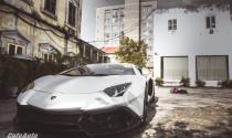 Lamborghini Aventador LP720-4 bản giới hạn xuất hiện cực ngầu tại Việt Nam