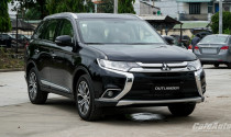 Mitsubishi Outlander lắp ráp trong nước tăng giá 15 triệu đồng