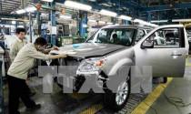 Thị trường ô tô tăng giảm giá trái chiều