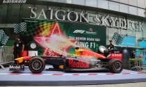 Vài giờ nữa, đua xe công thức F1 chính thức trình diễn tại Việt Nam